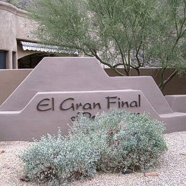 El Gran Final of Desert Cove